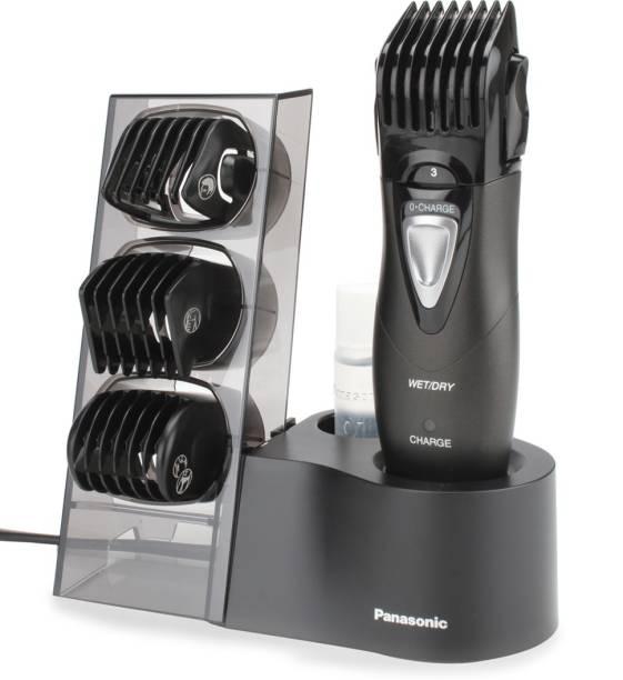 Panasonic ER-GY10-K44B  Runtime: 50 min Trimmer for Men