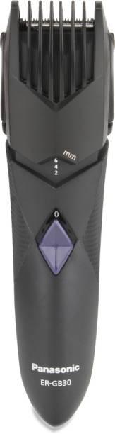 Panasonic ER-GB30-K44B  Runtime: 30 min Trimmer for Men
