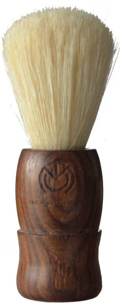THE MAN COMPANY Natural Brown  Shaving Brush