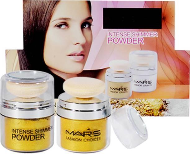 M.A.R.S Intense Gold Shimmer Powder