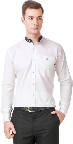 14d863d414b32 Mandarin Collar Formal Shirts - Buy Mandarin Collar Formal Shirts ...