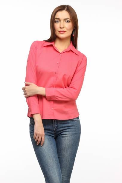 0867daf85be Cold Shoulder Shirts - Buy Cold Shoulder Shirts Online at Best ...
