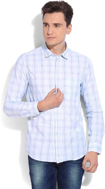 Scullers Men Casual Shirt