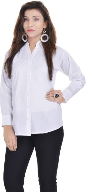 32d649c7 Satin Shirts - Buy Satin Shirts Online at Best Prices In India ...