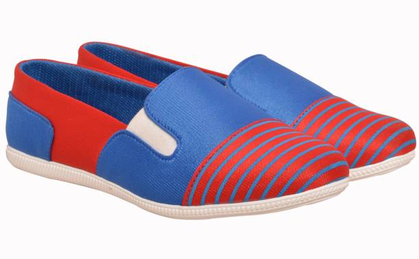 8fc5cb010eb7cd Red Casual Shoes - Buy Red Casual Shoes Online at Best Prices In ...