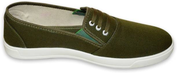 Marusthali Men'S Black & Green Casual Shoes (7) YnOKC8m