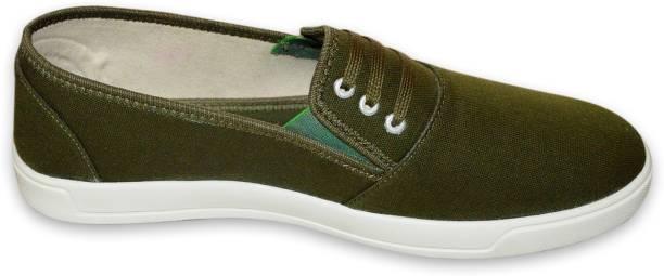 Marusthali Men'S Black & Green Casual Shoes (7) p061FEI