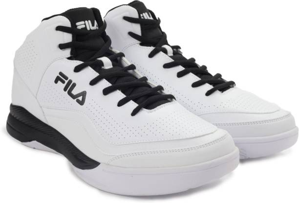 9808d388 Fila Basketball Shoes - Buy Fila Basketball Shoes Online at Best ...