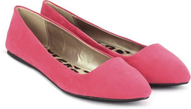 16b01668852 Qupid Ballerinas - Buy Qupid Ballerinas Online at Best Prices In ...