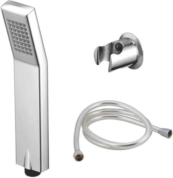 KAMAL Kubix Hand Shower With Shower Tube And Wall Hook Shower Head
