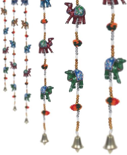 Jaipuri Haat Decorative Camel door hanging Decorative Showpiece  -  96 cm