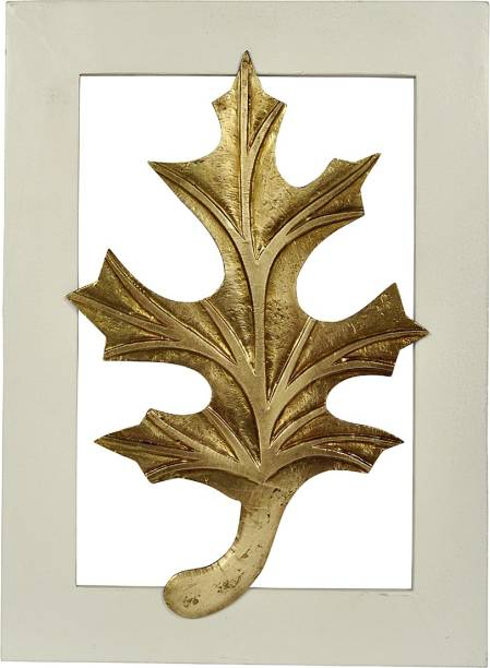 Lal Haveli Wall Hanging Wooden Wall Frame Decorative Showpiece Painting Decorative Showpiece  -  38 cm