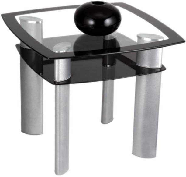7cafd5e2b Glass Side Tables - Buy Glass Side Tables Online at Best Prices In ...