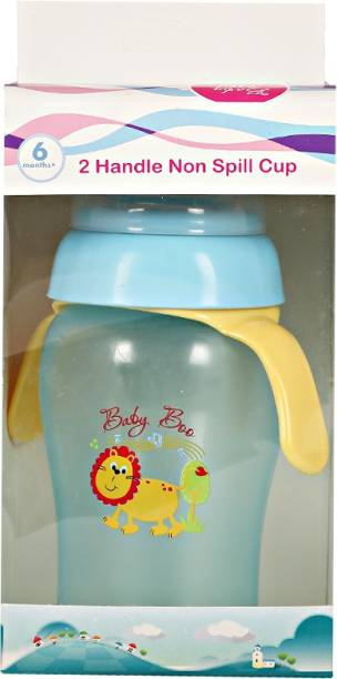 Baby Boo Two handle non spill cup  - plastic