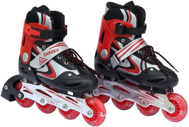 050087b8ac1e5 Inline Kids Shoes Metal Body In-line Skates - Size 3.5-6.5 UK