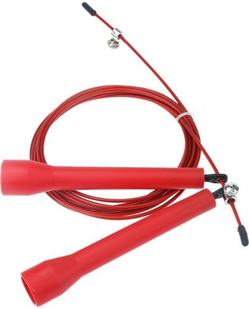 Surya Enterprises Professional (Red) Speed Skipping Rope