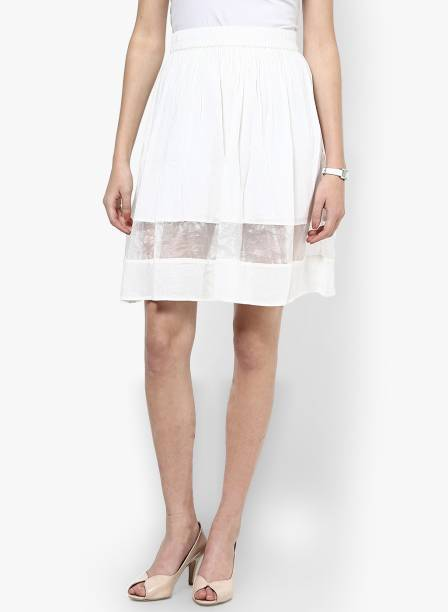 acb79dda70 Linen Skirts - Buy Linen Skirts Online at Best Prices In India ...
