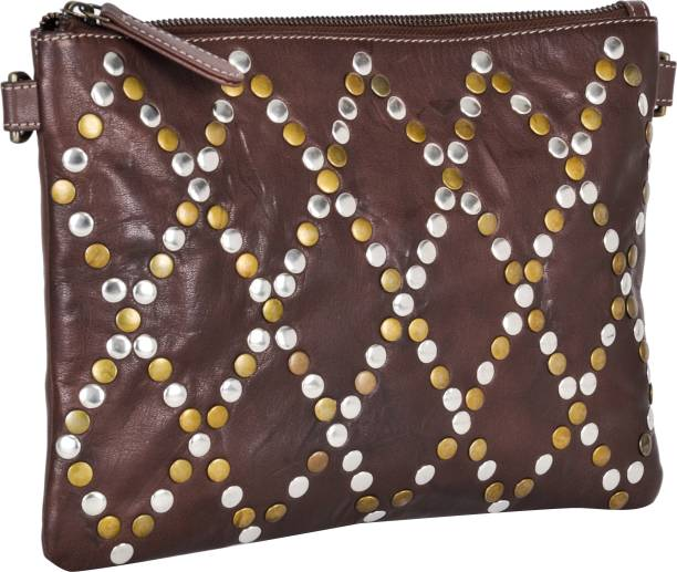 dezerae Women Casual Multicolor Leatherette Sling Bag