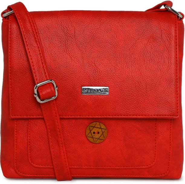 586424dbff0a Red Sling Bags - Buy Red Sling Bags Online at Best Prices In India ...
