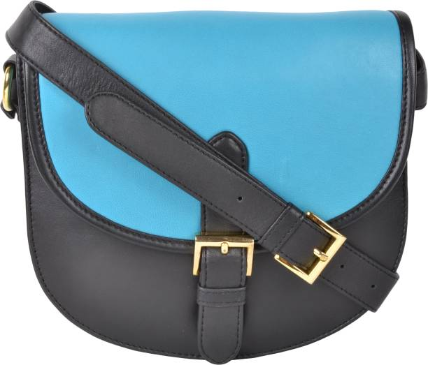 Dezerae Girls Casual Multicolor Leatherette Sling Bag