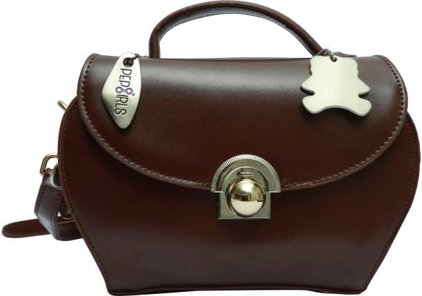 0d5573d8930 Pepgirls Sling Bags - Buy Pepgirls Sling Bags Online at Best Prices ...