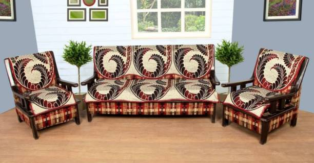 The Luxery House Polycotton Sofa Cover