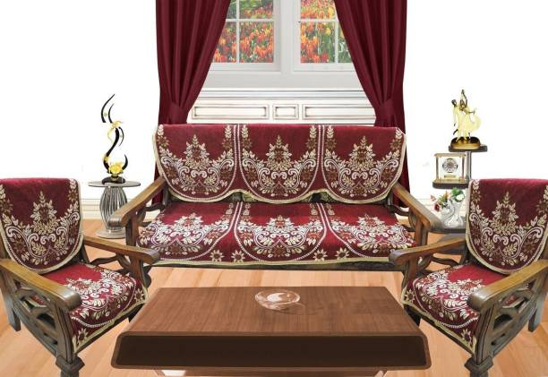Shobhraj Cotton Sofa Cover