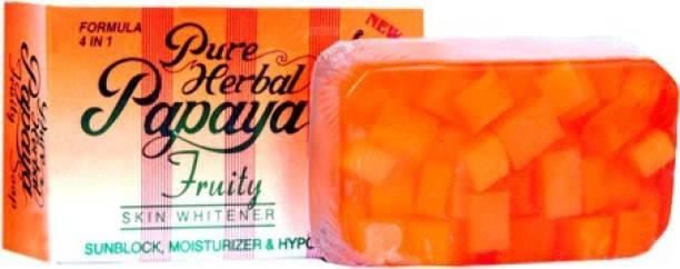 Pure Herbal Fruit Soap Skin Fairness