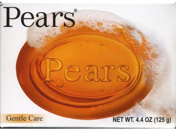 Pears Transparent Soap Gentle Care ( Pack of 2 )