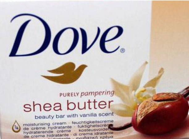 DOVE Shea Butter Imported Soap