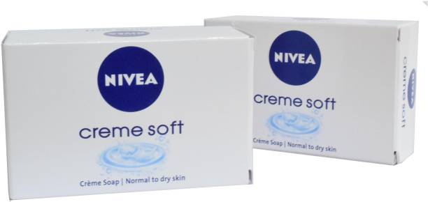 NIVEA Soft Cream Soap