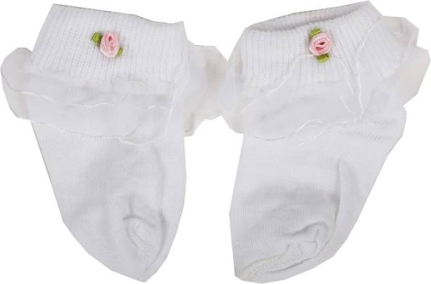 78c98ada3 Baby Girls Socks - Buy Baby Girls Socks Online At Best Prices In ...