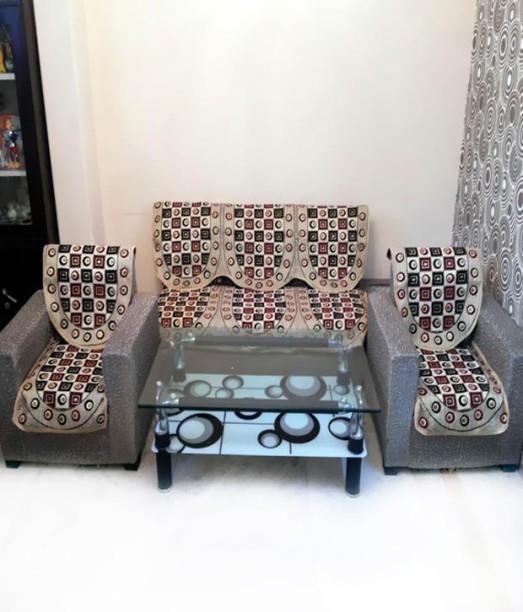 Shivkirpa KSC018 Sofa Fabric
