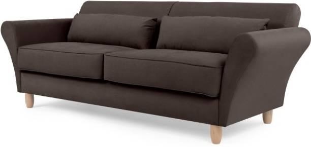 Dream Furniture Leatherette 2 Seater  Sofa