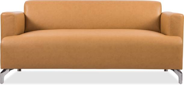 Durian WINDSOR/3 Leatherette 3 Seater  Sofa
