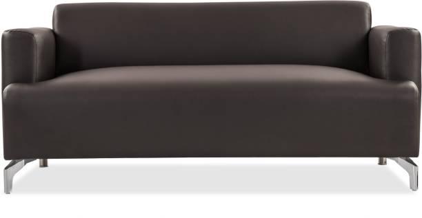 Durian WINDSOR/A/3 Leatherette 3 Seater  Sofa