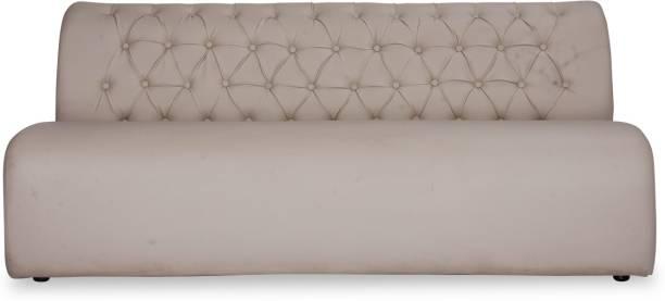 Durian BID/32625 Leatherette 3 Seater  Sofa