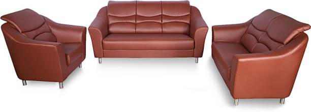 b3a6b96689b5 Leatherette Sofas Online at Amazing Prices on Flipkart Home ...