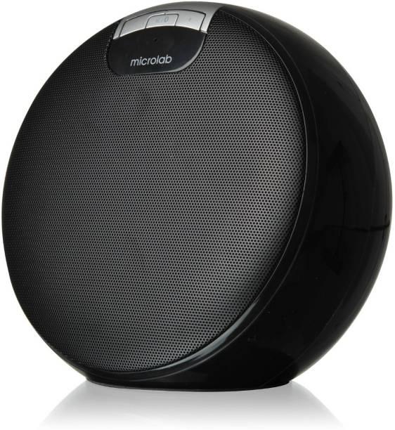 Microlab Md312 Blk 4 W Bluetooth Laptop/Desktop Speaker Black, 2.1 Channel