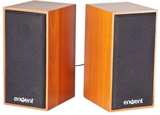 Envent Truewood 210 6 W Portable Laptop/Desktop Speaker
