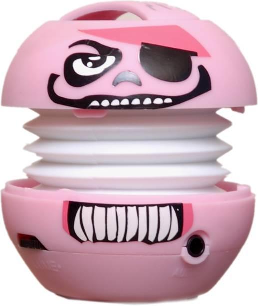 Osaki Skully (Bt) Wireless & Wired Portable Bluetooth Speaker
