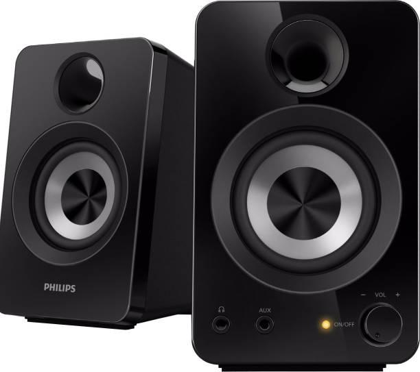 PHILIPS SPA1260/12 12 W Portable Laptop/Desktop Speaker