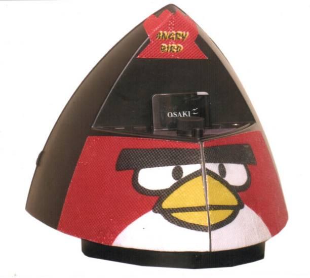 Osaki Angry Pyramid I 10 W Portable Laptop/Desktop Speaker