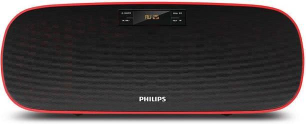 Philips MMS2140B/94 40 W Portable Bluetooth Laptop/Desktop Speaker