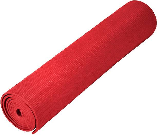 Skyfitness Yoga Red 4 mm Exercise & Gym Mat