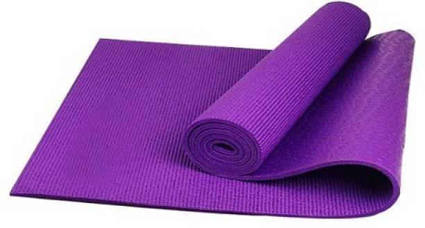 Stable Life Fitness Purple 4 mm Yoga Mat