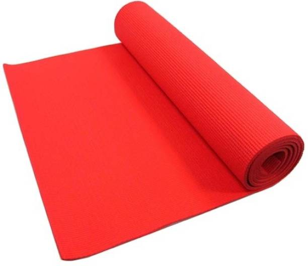 Orient Home YM Red 4 mm Yoga Mat