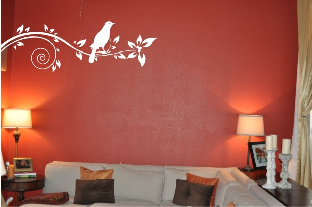 Heaven Decor1 Medium Self Adhesive Wall Decal Sticker