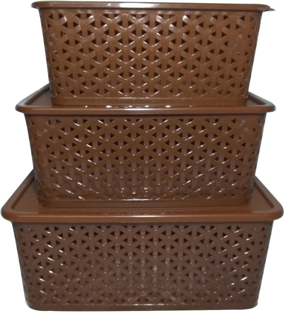 Fair Food Storage Basket  sc 1 st  Flipkart & Storage Baskets: Buy Storage Basket at Online Shopping Store in India.