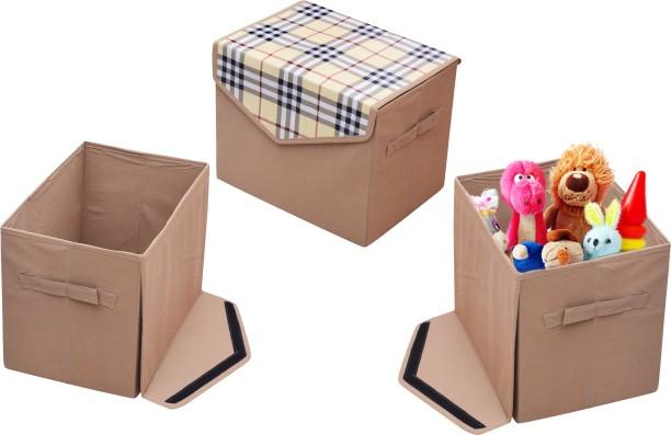 Achintya TBX-Check Storage Box  sc 1 st  Flipkart & Storage Boxes - Buy Storage Boxes Online at Best Prices in India ...
